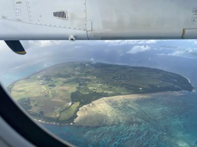 2020JAPAN島旅・11月八重山諸島黒島サイクリング