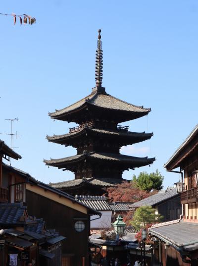GOTOトラベル京都の旅・・清水寺から東大路通まで、歴史ある町屋と石段の古道を散策します。