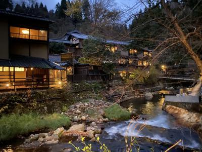 飛行機に乗りたい!Gotoトラベルで九州旅行-2 福岡空港からバスツアー  熊本編  黒川温泉