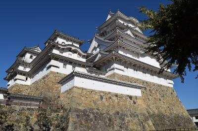 Go To Travel で姫路城