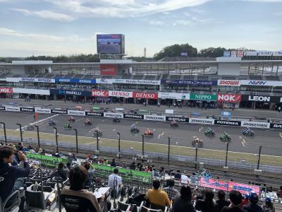 鈴鹿サーキットMFJグランプリ~まぐろレストラン