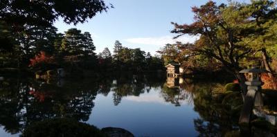 初めての金沢🏯一人旅1泊2日