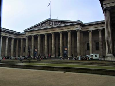 大英博物館(2013年)ー日本関係の展示ー