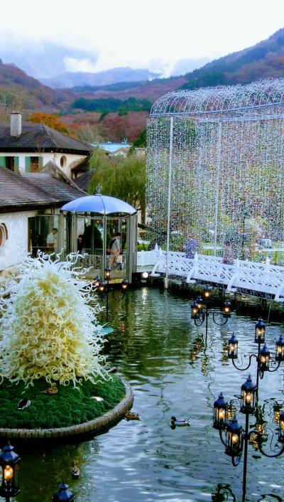 箱根から富士山を臨む 大涌谷とガラスの森美術館 旅の振り返り