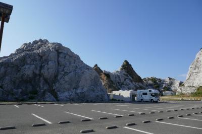 CRESSONで行く~日の岬・ドロミテだ!日本のエーゲ海?白崎海洋公園・和歌の浦・和歌山城見学。。