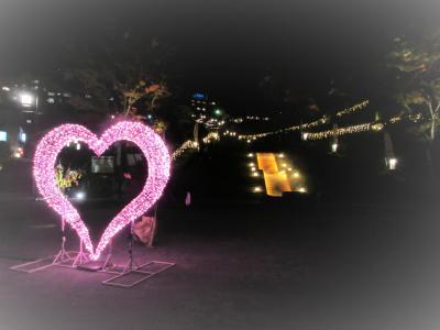 バスタ新宿から「上州湯けむり号」で伊香保温泉に出かけました
