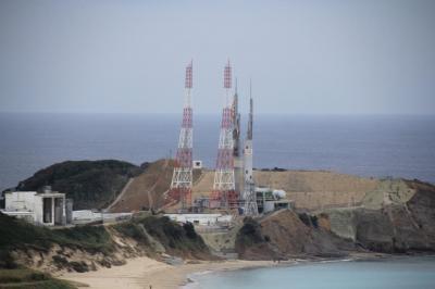 GoToトラベルでロケット打ち上げを見に行った話 その3