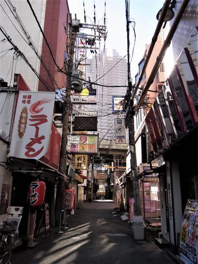 大阪・街並み探訪 京橋だっせ!浪花の下町界隈をぐるっとぶらぶら歩きの旅