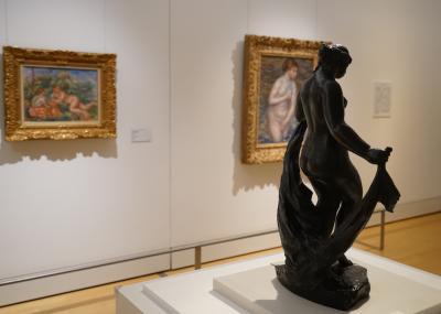 ポーラ美術館の名作絵画(1)~印象派とその周辺