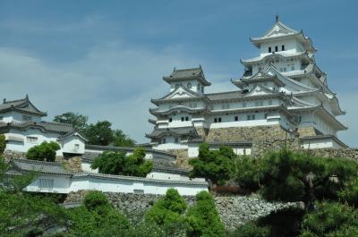 姫路城を訪問①