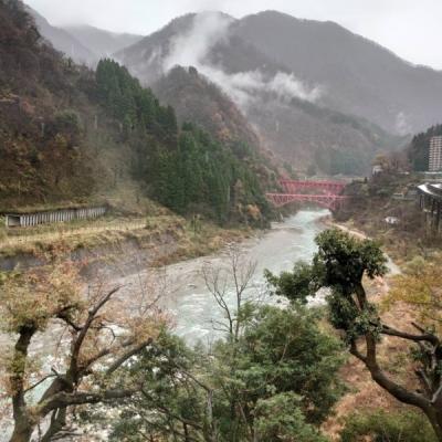 長野~富山~石川 BBA二人バタバタ旅(2)