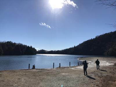 日光国立公園の湯ノ湖へ