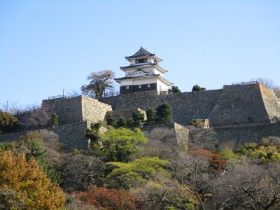 香川県 丸亀城近辺を気ままにぶらり旅