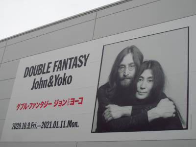 Double Fantasy and Mickey 2020/12