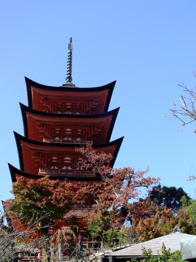 2泊3日の広島旅行宮島午後遍