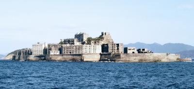長崎再訪~世界遺産の端島(軍艦島)に上陸~