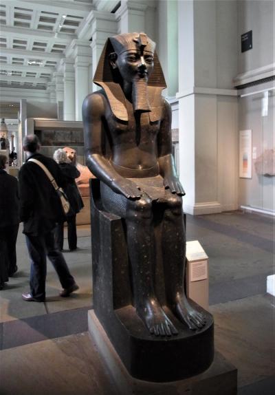大英博物館(2013年)ーエジプト文明関係の展示ー