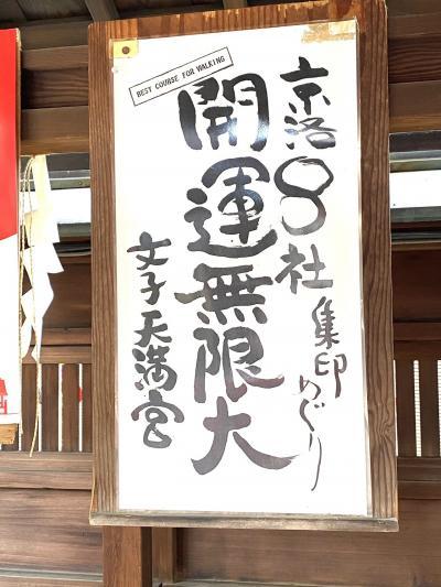 八瀬の紅葉と京洛八社集印めぐりの旅♪