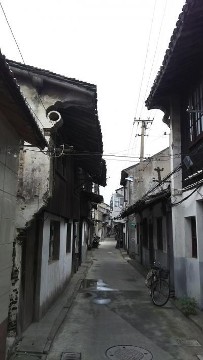 日本人の知らない村 上海古鎮 大団鎮を歩く