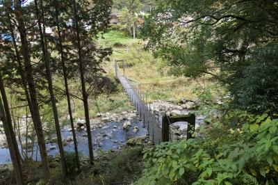 秋の伊豆旅♪ Vol.53 ☆湯ヶ島温泉:美しい秋の湯道めぐり♪