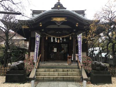 続・撫で牛をさがして 北野神社(牛天神)