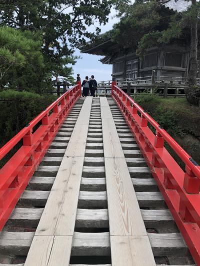 「奥の細道」を巡る‐2:「松島は扶桑第一の好風、洞庭・西湖を恥じず」瑞巌寺と塩竃神社
