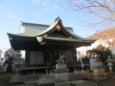 流山市の東初石・熊野神社・流山100か所めぐり(47)・石仏