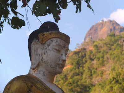 ミャンマー南部の旅②・モーラミャインからパ・アンへ