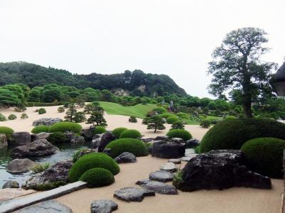 2016 出雲路探訪② 米子~足立美術館