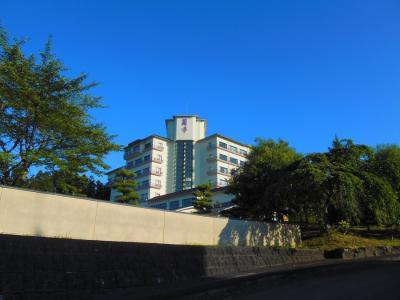 秋保温泉蘭亭に泊まり、宮城県美術館、大崎八幡神社を訪れる