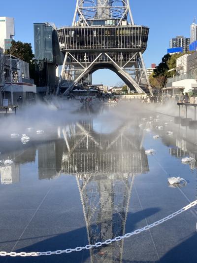 熱田神宮参拝(七五三詣り)翌日はホテルランチと名古屋テレビ塔新エリアに!