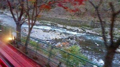 GoToトラベルで京都へ(14) トロッコ列車に乗ってトロッコ亀岡駅まで 上巻。