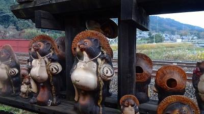 GoToトラベルで京都へ(15) トロッコ列車に乗ってトロッコ亀岡駅まで 下巻。