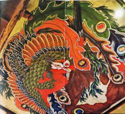 Japan 長野あるき 小布施 北斎の作品をたずねて 高井鴻山記念館・北斎美術館・岩松院