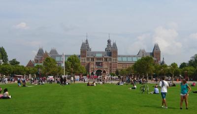 涼しきオランダ・ベルギーの夏(10) アムステルダムのゴッホ美術館とオランダの旅の終わり