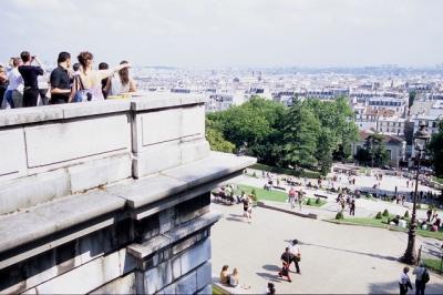 スイス&フランス(パリ)一人旅 vol.6 ~パリ後編~