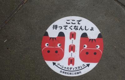 コロナでクルナと言われても、乗りたかった野岩・会津鉄道と福島空港。約束の地への章-2④