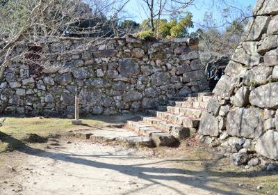 淡路島の洲本城