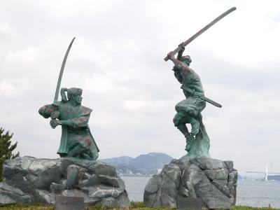 唐戸市場・巌流島・門司港レトロの旅