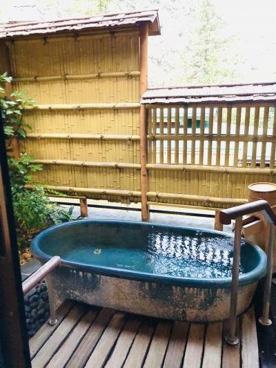 箱根湯本《ホテル南風荘》露天風呂付きのお部屋でのんびりしてきました
