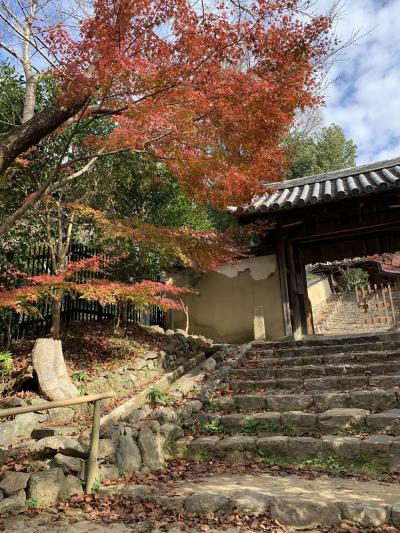 GoTo 奈良 ④ 山辺の道を百毫寺へ