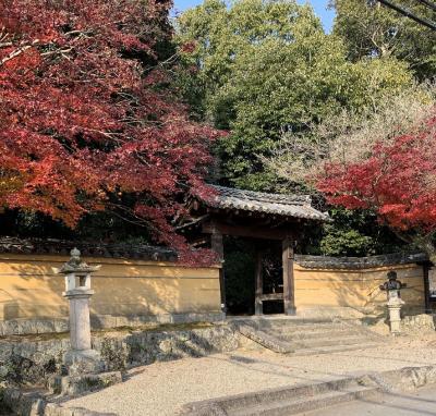 GoTo 奈良 ⑤ 秋篠寺から西大寺、コナベ古墳へ