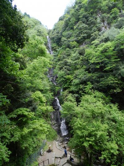 三次をちょっと街歩き~日本の滝百選『常清滝』に再訪◆2018年GW・広島の滝めぐり《その9》