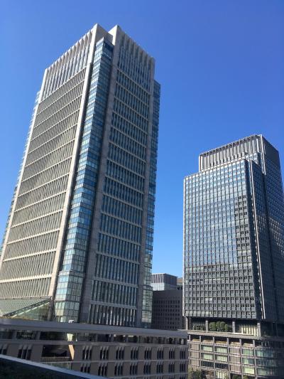 【東京の展望台を巡る旅】(3) 丸の内ビル