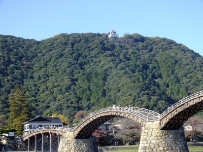 2泊3日の広島旅行錦帯橋と平和公園