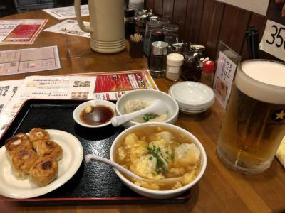 2020年12月東海鉄道旅行6(名古屋で連泊)