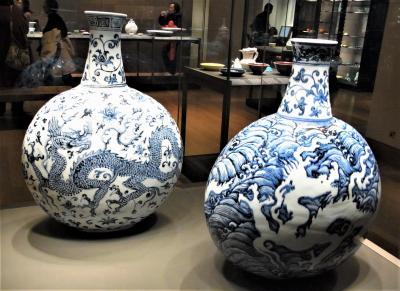 大英博物館(2013年)-パーシヴァル・デイヴィド卿の中国陶磁器コレクションー