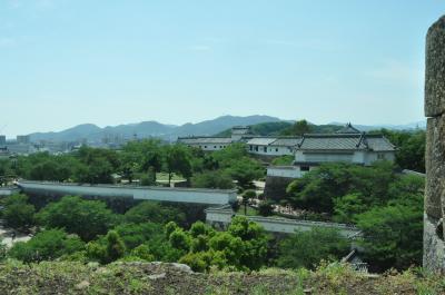 姫路城を訪問②