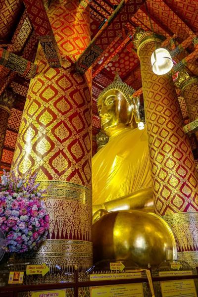 4連休だったので思い切ってアユタヤ観光 Vol.3 さらに郊外の寺院を廻る