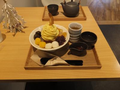 石川県金沢市◆和カフェ『cafe甘杜の里店』『cafe甘本店』『cafe甘stand』2020/12/12・13・17